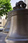 Bells of Veliky Novgorod — Stock Photo
