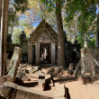 Ancient emple ruins in Koh Ker — Stock Photo #11392096
