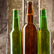 Beer bottle — Foto Stock