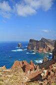 Windy day on ocean island Madiera — Stock Photo