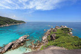 Rest on the Similan Islands — Stock Photo