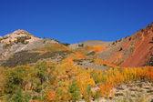 Mountain slopes — Stock Photo