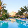 Stock Photo: Pool in Sol Cayo Largo.