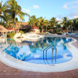 Pool in Sol Cayo Guillermo — Stock Photo #11421087