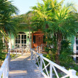 Stock Photo: Areof hotel Sol Cayo Largo.