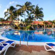 Pool in Sol Cayo Guillermo — Stock Photo #11441105