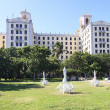 Hotel Nacional de Cuba — Stock Photo