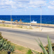 Malecon waterfront — Stock Photo