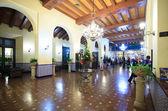 Hotel nacional de küba'nın resepsiyonu — Stok fotoğraf
