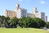 Hotel Nacional de Cuba — Stock Photo