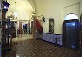 Reception of Hotel Nacional de Cuba — Stock fotografie