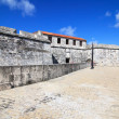 oudste fort in cuba - castillo de la real fuerza — Stockfoto #11995347