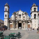 San Cristobal Cathedral. — Stock Photo #11995353