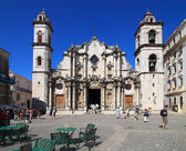 San Cristobal Cathedral. — Stock Photo