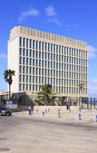 Avenida Washington (formerly the U.S. Embassy) — Stock Photo