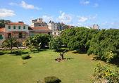 View of Havana from the castillo de la Real Fuerza. — Stock Photo