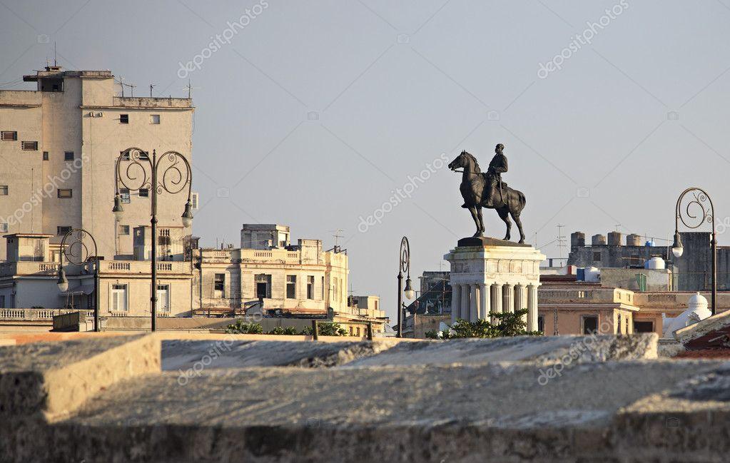 Monument To General Maximo Gomez Stock Photo 169 Yykkaa