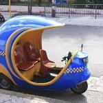 Coco taxi — Stock Photo #12131925