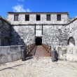 oudste fort in cuba - castillo de la real fuerza — Stockfoto #12131942