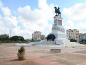 Monument to General Maximo Gomez. — Stock Photo