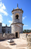 Tower of castillo de la Real Fuerza. — Stock Photo