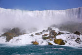 Niagara Falls, Park — Stock Photo