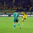 Stock Photo: FC Metalist Kharkiv vs FC Obolon Kyiv football match