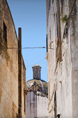 Ostuni cityscape — Stock Photo