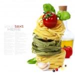 Italian Pasta — Stock Photo #11797450