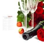 szampański — Zdjęcie stockowe