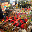 La Boqueria market in Barcelona - Spain — Stock Photo #10801808