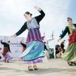 Balkan dance bands — Stock Photo #10897016