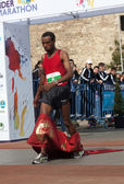 "7th International ""Alexander The Great"" Marathon — Stock Photo"