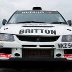 ������, ������: C Britton Mitsubishi Evo