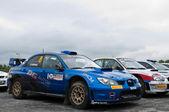M. Cairns Subaru Impreza — Stock Photo