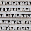 Stock Photo: Concrete beams