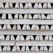 Concrete beams — Stock Photo #10804149