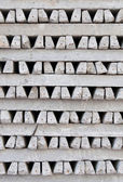 Concrete beams — Stock Photo