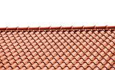 屋顶瓦片 — 图库照片