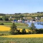 Pei zomer landschap — Stockfoto #11707202