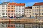 Copenhagen. Old Town — Stock Photo