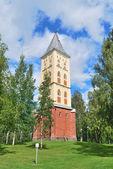 Lappeenranta. St. Mary Church — Stock Photo