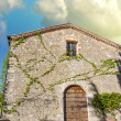 Ancient Typical House in Tuscany — Stock Photo
