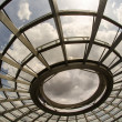 Modern Dome Interior of Reichstag in Berlin, Germany&amp;#039;s parliamen - Stock Photo