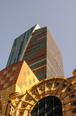 Manhattan Skyscrapers, Symbols of New York — Stock Photo