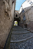 Village Detail in Corsica — Stock Photo