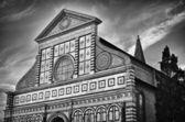 Bazilika santa croce ve florencii — Stock fotografie