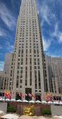 Rockefeller Center, New York City — Stock Photo