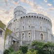 Stock Photo: Windsor Castle, favorite residence of Queen Elizabeth II