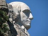 Mount Rushmore National Memorial — Stock Photo